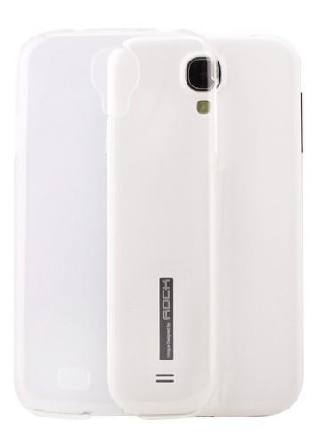 Чехол ROCK Ethereal Shell Plastic для Samsung Galaxy S4 i9500/i9505 white
