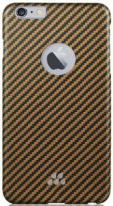 Чехол Evutec iPhone 6/6S Karbon DuPont Kevlar S (0,7 mm) Brewster (AP-006-CS-K06)