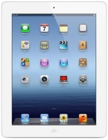 Apple New iPad 3 Wi-Fi 16GB White (Витринный)