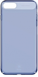 Чехол Baseus Sky Case For iPhone7 Transparent Blue (WIAPIPH7-SP03)