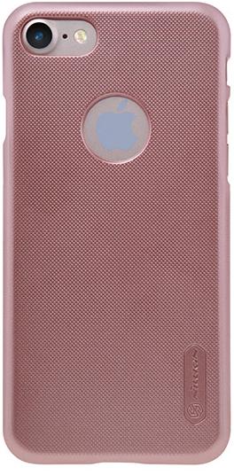 "Чехол Nillkin Matte для Apple iPhone 7 (4.7"") (+ пленка) (Розовый / Rose Gold)"