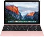"Apple MacBook 12"" Rose Gold MMGM2 2016 UA UCRF"