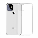 Baseus Simplicity Series (basic model) for iPhone 11 Transparent (ARAPIPH61S-02)