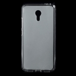 TPU чехол EGGO для Meizu M3 Note (Transparent/Матовый)