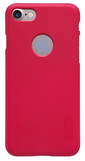 "Чехол Nillkin Matte для Apple iPhone 7 (4.7"") (+ пленка) (Красный)"