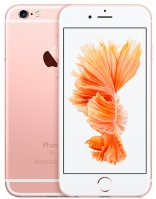 Apple iPhone 6S 64GB Rose Gold (MKQR2) (Factory Refurbished)