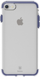 Чехол Baseus Guards Case For iPhone 7 Dark blue (ARAPIPH7-YS15)