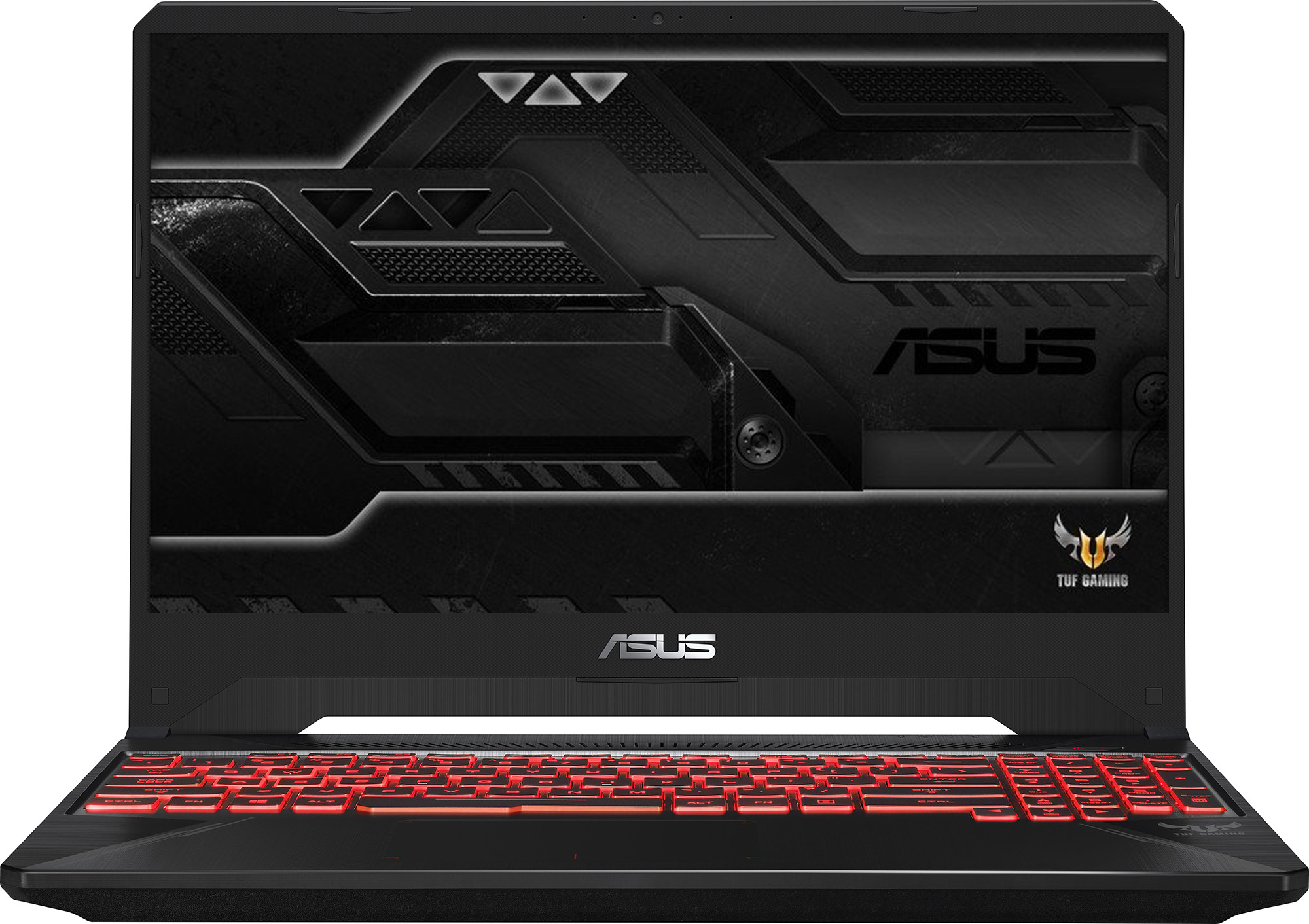 Купить ASUS TUF Gaming FX505GM Red Fusion (FX505GM-BN037)
