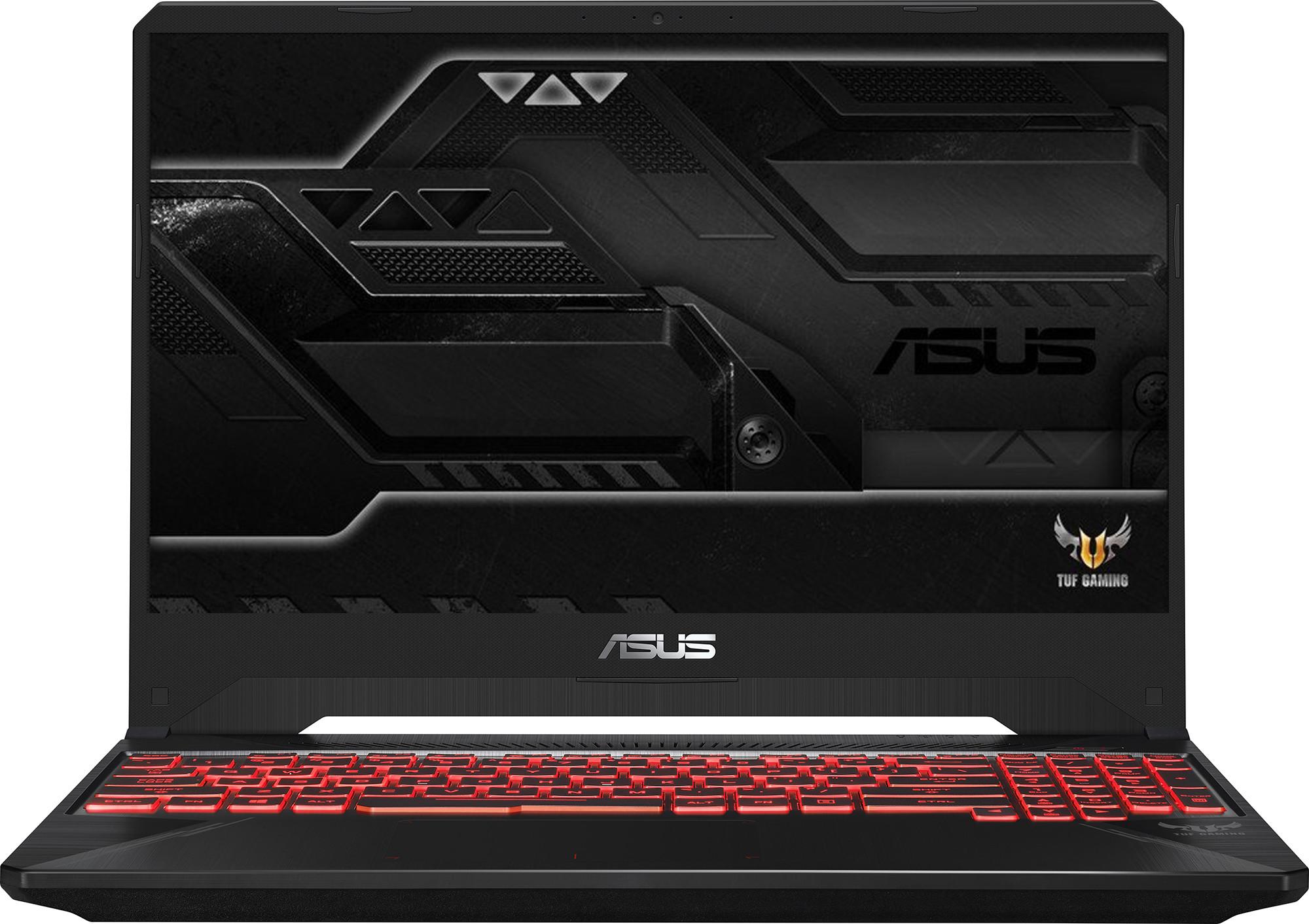 Купить ASUS TUF Gaming FX505GM Red Fusion (FX505GM-BN037)