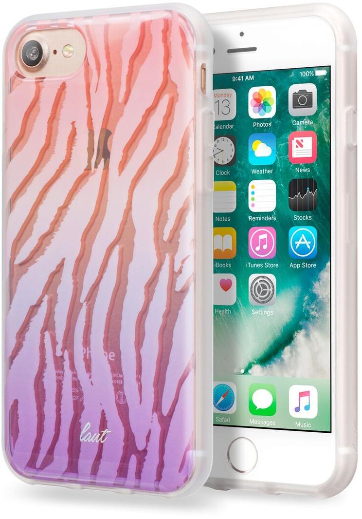 Купить Чехол LAUT OMBRE для iPhone 7 - Pink (LAUT_IP7_O_P)