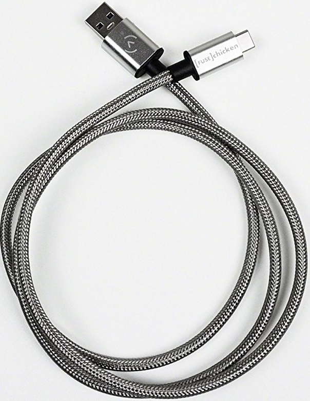 FuseChicken USB Cable to USB-C Armour 1m (SAC1-100)