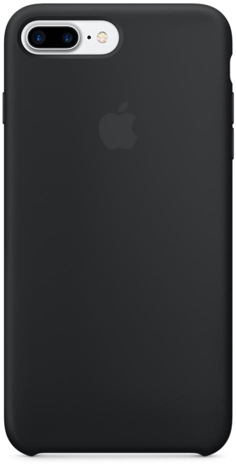 Apple iPhone 7 Plus Silicone Case - Black MMQR2