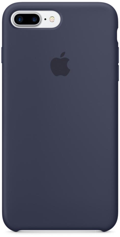 Apple iPhone 7 Plus Silicone Case - Midnight Blue MMQU2