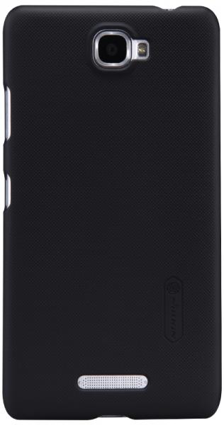 Чехол Nillkin Matte для Lenovo S856 (+ пленка) (Черный)