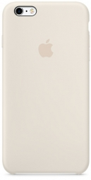Apple iPhone 6s Plus Silicone Case - Antique White MLD22