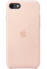 Apple iPhone SE Silicone Case - Pink Sand (MXYK2) Copy