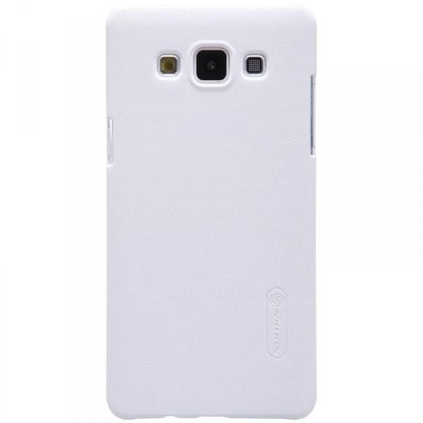 Чехол Nillkin Matte для Samsung A500H Galaxy A5 (+ пленка) (Белый)