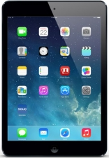 Apple iPad Air Wi-Fi + LTE 64GB Space Gray (MD793, MF010, MF009) (Apple Certified Refurbished) Уценка