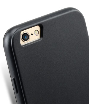 "TPU чехол Melkco Poly Jacket для Apple iPhone 6/6S (4.7"") ver. 3 (+ мат.пленка) (Черный) - ITMag"
