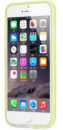 "Бампер ROCK Duplex Slim Guard для Apple iPhone 6/6S (4.7"") (Зеленый / Green)"