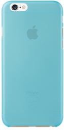 Ozaki O!coat 0.3 Jelly Cyan for iPhone 6/6S (OC555CY)