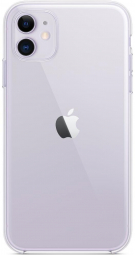 Apple iPhone 11 Pro Max Clear Case (MX0H2) Copy