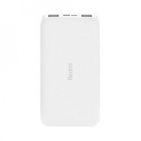 Купить Батареи (PowerBank), Redmi Power Bank 10000mAh White (VXN4266CN), Xiaomi