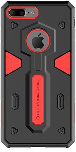 "TPU+PC чехол Nillkin Defender 2 для Apple iPhone 7 plus (5.5"") (Красный)"