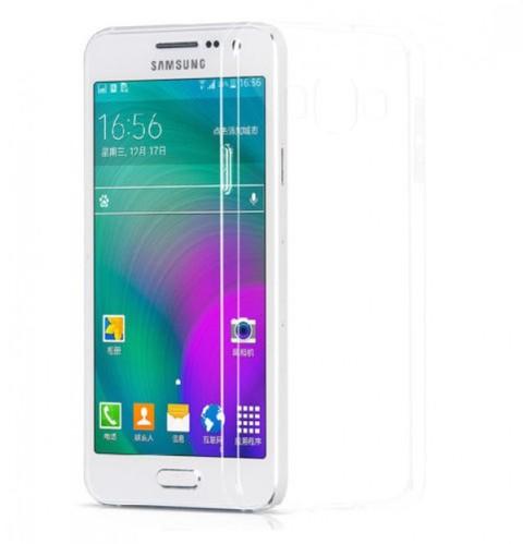 TPU чехол EGGO для Samsung A300H Galaxy A3 (Бесцветный (прозрачный))