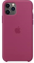 Apple iPhone 11 Pro Max Silicone Case - Pomegranate (MXM82) Copy