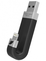 Leef iBridge Black 128 GB