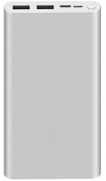 Xiaomi Mi Power bank 3 10000mAh Silver PLM13ZM