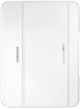 Чехол Samsung Book Cover для Galaxy Tab 3 10.1 P5200/P5210 White