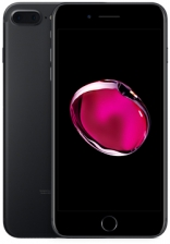 Apple iPhone 7 Plus 128GB Black (Factory Refurbished)