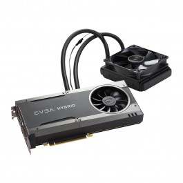 Купить EVGA GeForce GTX 1080 FTW HYBRID GAMING (08G-P4-6288-KR)