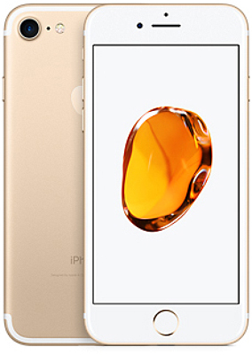 Apple iPhone 7 128GB Gold (Factory Refurbished) - ITMag