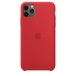 Apple iPhone 11 Pro Max Silicone Case - PRODUCT RED (MWYV2) Copy