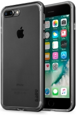 Бампер LAUT EXO-FRAME Aluminium bampers для iPhone 7 Plus - Gray (LAUT_IP7P_EX_GM)