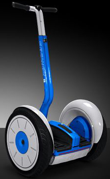 "Segway 17.5"" Bike Blue - ITMag"