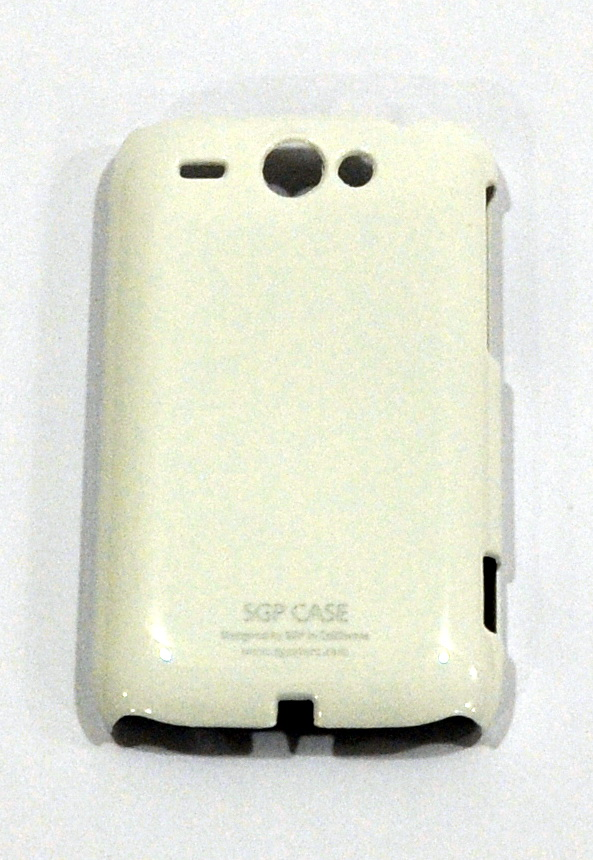 Ultraslim case for HTC wildfire white