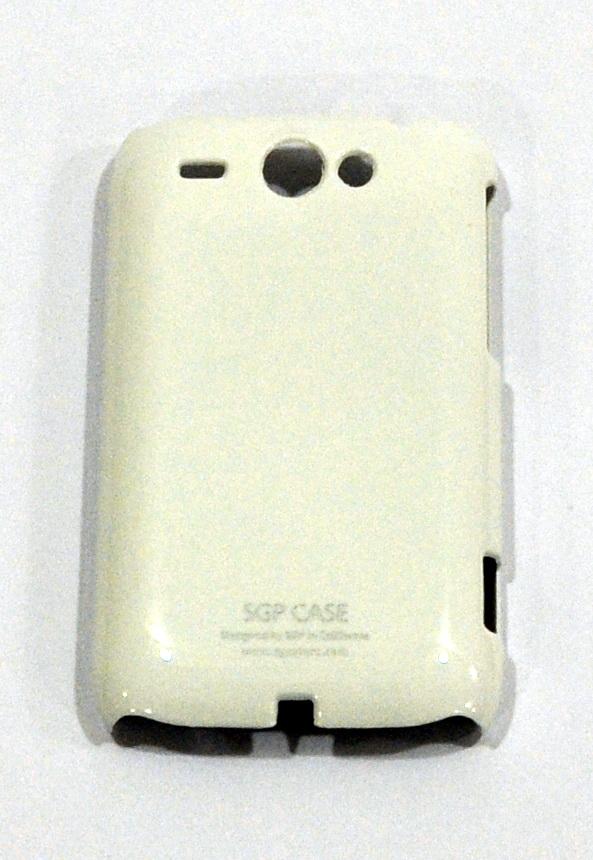 Ultraslim case for HTC wildfire white