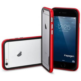 "Бампер SGP Case Neo Hybrid EX Series Dante Red for iPhone 6/6S 4.7"" (SGP11025) - ITMag"