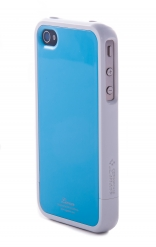 Чехол для iPhone 4/4S SGP Linear Color Series Tender Blue