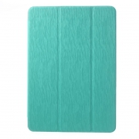 Чехол EGGO Tri-fold Leather Stand Case для Samsung Galaxy Tab Pro 10.1 T520/T521/T525 (Бирюзовый / Baby Blue)