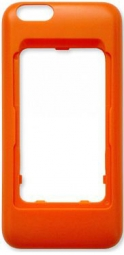 ELARI CardPhone Case for iPhone 6 Plus Orange (LR-CS6PL-RNG)