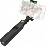 iOttie MiGo Mini Selfie Stick, Pole Black (HLMPIO120BK)