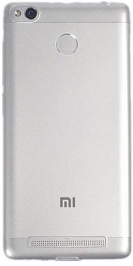 Купить TPU чехол EGGO для Xiaomi Redmi 3 Pro / Redmi 3S (Бесцветный (прозрачный))