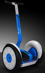 "Segway 17.5"" Bike Blue"