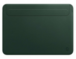 Карман WIWU Skin Pro II Leather MacBook New 13 Forest Green