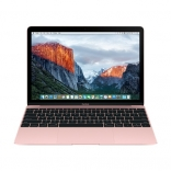 "Apple MacBook 12"" Rose Gold (MMGM2) 2016 как новый Apple Certified Pre-owned"""